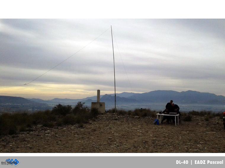 BIG SIGNAL • Antenna BIG SIGNAL DL-40
