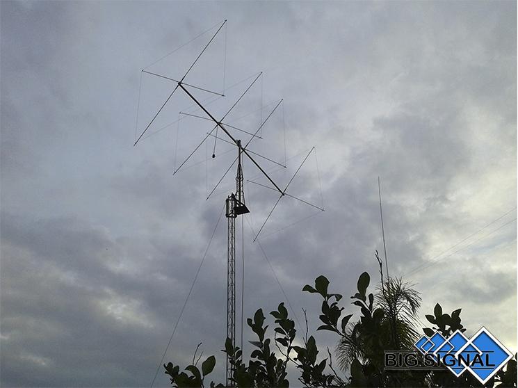 BIG SIGNAL • Antenna BIG SIGNAL 4BS-11
